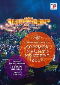 Cover Wiener Philharmoniker / Christoph Eschenbach / Renée Fleming - SommerNachtsKonzert 2017 - Summer Night Concert [DVD]